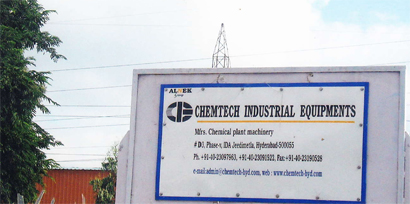 CHEMTECH INDUSTRIAL EQUIPMENTS | Chemical Process Equipment